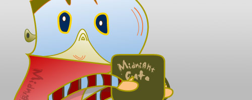 Midnight Cafe Logo